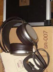 Stax-SR007-headphones